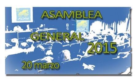 Asamblea General Ordinaria 2015