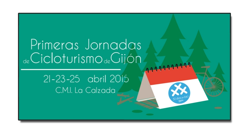 I Jornadas de Cicloturismo de Gijón