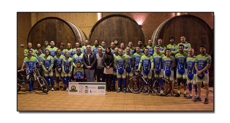 Presentación de la temporada 2015 del C. C. Villaviciosa