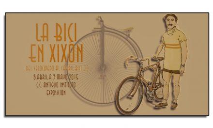 Del velocípedo al carril bici. Viaja en bici a través del tiempo