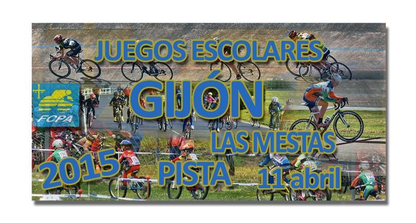 Las Mestas, en Gijón, abre los JJ EE de pista