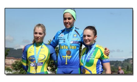 Nuevos campeones de Asturias de contrarreloj individual