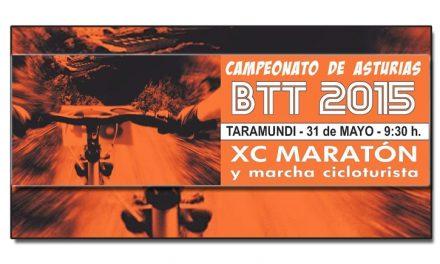 Campeonato de Asturias BTT Maratón, Taramundi 2015