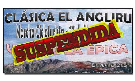 """Suspendida la Marcha cicloturista """"Clásica El Angliru"""""""