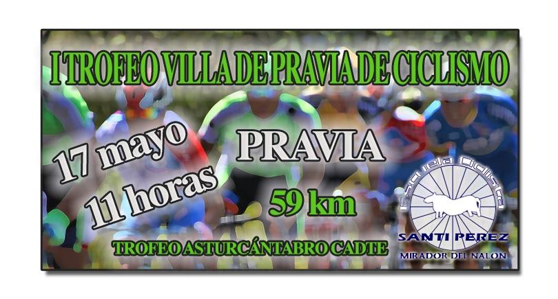 I Trofeo Villa de Pravia para cadetes