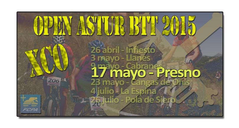 I Open BTT Rally Monte Pousadoiro – 4ª del Open Astur BTT