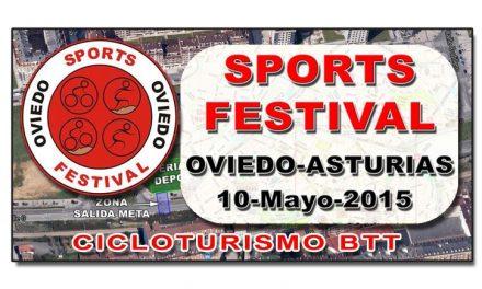Sports Festival Oviedo – 10 mayo 2015