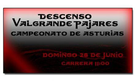 Campeonato de Asturias de DH Valgrande Pajares