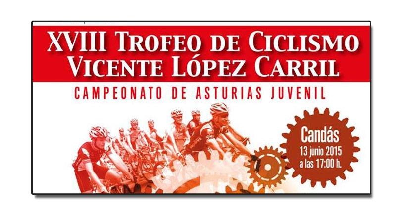 XVIII Trofeo Vicente López Carril, Campeonato de Asturias junior