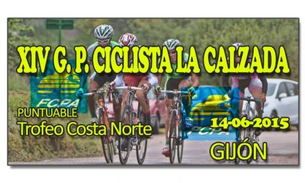 XIV Gran Premio Ciclista La Calzada