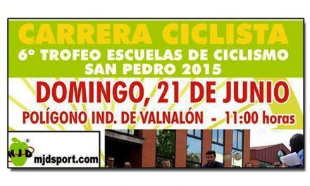 6º Trofeo Escuelas Ciclismo San Pedro 2015