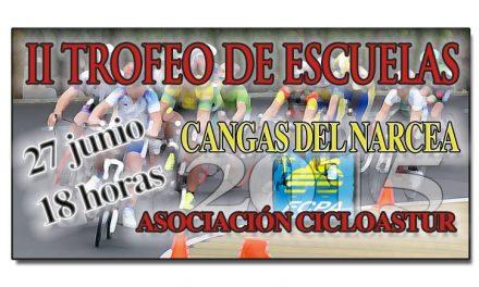 II Trofeo de Escuelas de Cangas del Narcea