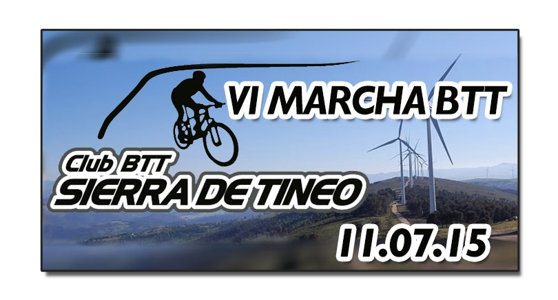 VI Marcha BTT Sierra de Tineo