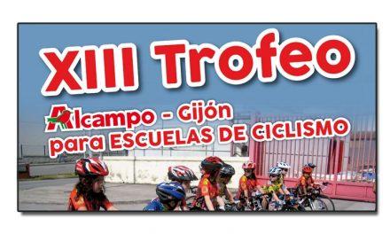XIII Trofeo Alcampo para escuelas de ciclismo