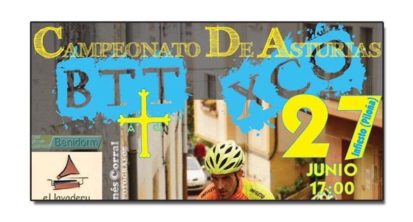 Campeonato de Asturias BTT XCO 2015