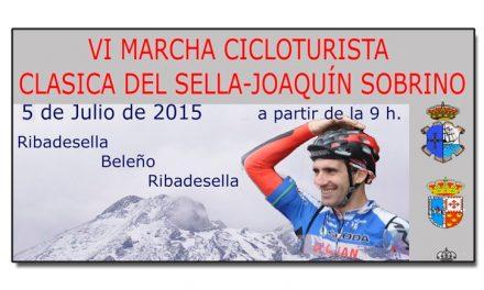 """Marcha cicloturista Clásica del Sella """"Joaquín Sobrino"""""""
