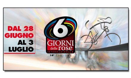 Jaime Vega compite en el Sei Giorni delle Rose, en Italia