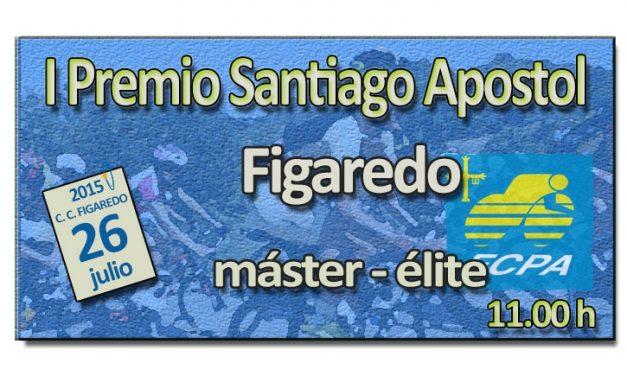 I Premio Santiago Apostol. Máster y élite en Figaredo