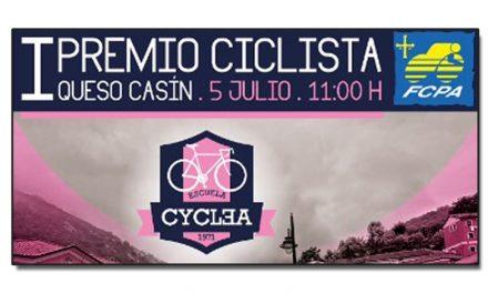 I Trofeo Queso Casín de ciclismo máster