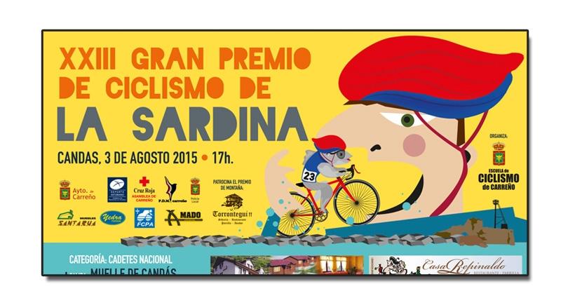 XXIII Gran Premio La Sardina para cadetes