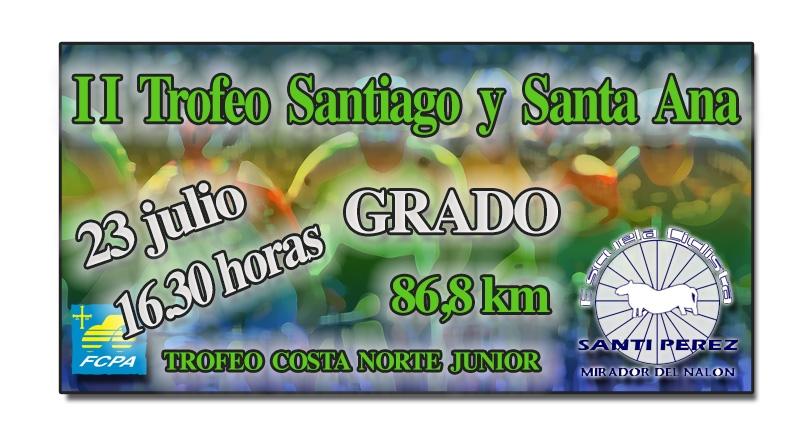 II Trofeo Santiago y Santa Ana para juniors