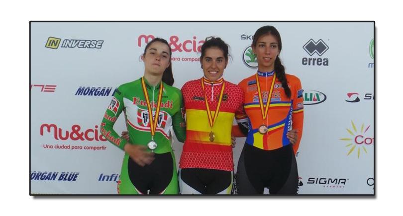 Oro para Gloria Álvarez y plata para Alejandro Iglesias