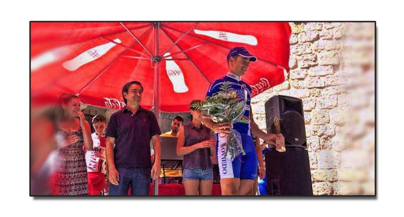 Dani Viejo se impone en el Trofeo Ayto. de Peñafiel