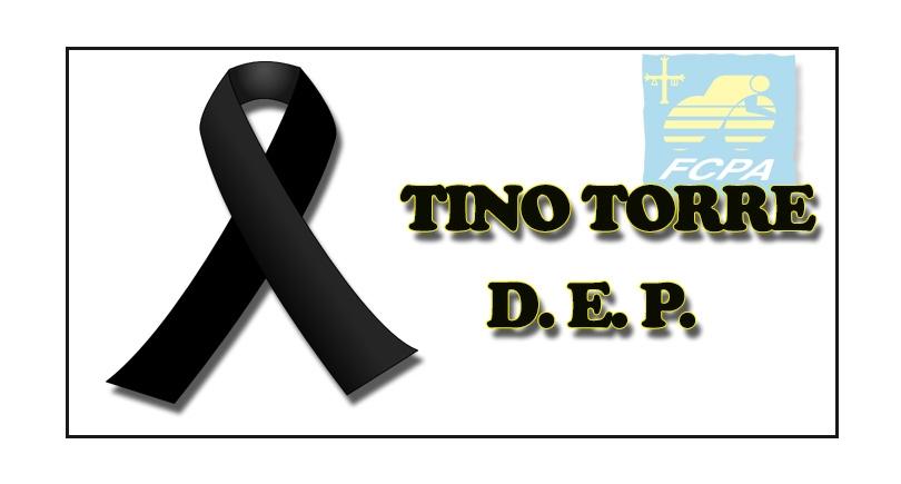 De nuevo el ciclismo asturiano de luto, nos deja Tino Torre