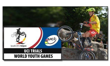 Jambrina cuarto en los Juegos Mundiales de la Juventud