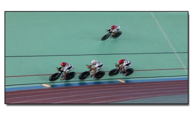 Excelente la actuación asturiana en los nacionales de pista