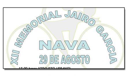 XII Memorial Jairo García, Nava