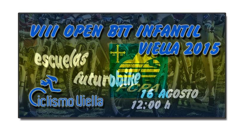 VIII Open BTT Infantil Viella 2015