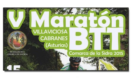 V Maratón BTT Comarca de La Sidra