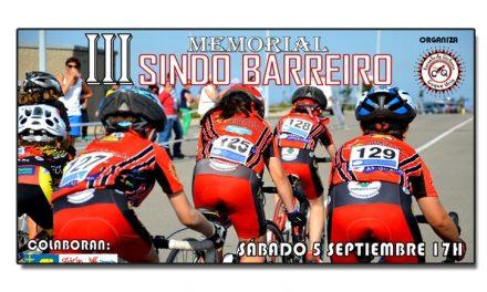 III Memorial Sindo Barreiro para escuelas de ciclismo