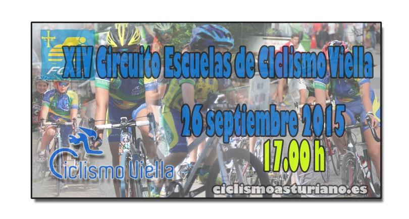 XIV Circuito Escuelas de Ciclismo Viella