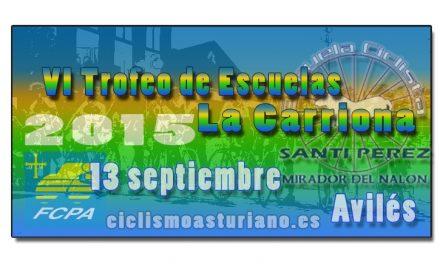 VI Trofeo La Carriona de Escuelas, Avilés