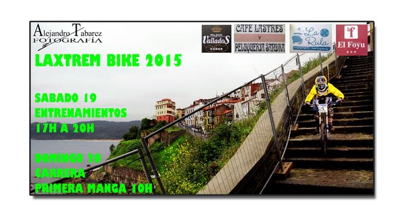 XII LaXtrem Bike, Descenso Urbano en Lastres