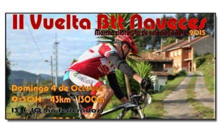 II Vuelta BTT Naveces, cicloturismo en Castrillón