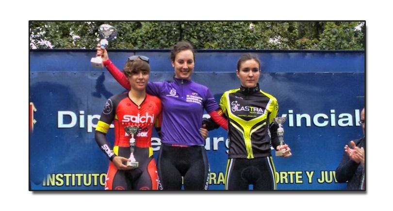 Paula Díaz se lleva el Trofeo D. de Burgos de CX
