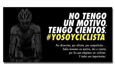 #YoSoyCiclista