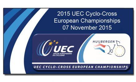 Huijbergen, Campeonato de Europa de ciclocross con Alicia, Lucía, Brun y Junquera