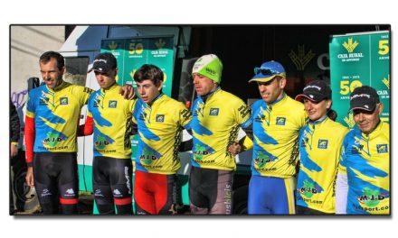 Primeros líderes de la Copa de CX del Principado de Asturias