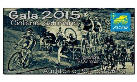La FCPA galardona al ciclismo asturiano