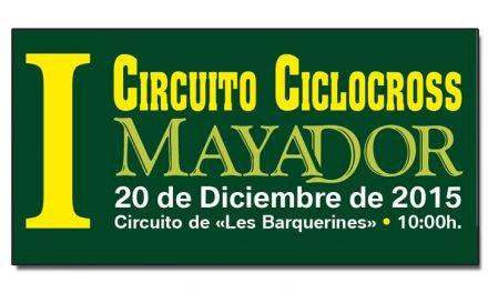 """I Circuito Ciclocross """"Mayador"""". Copa de CX en Villaviciosa"""