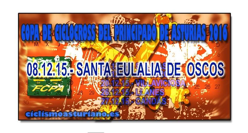 Trofeo Ciclocross Los Oscos, Copa de CX del Principado de Asturias
