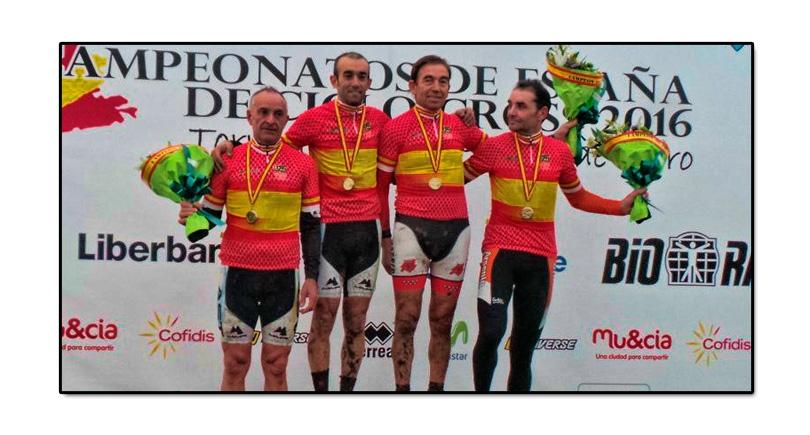 Oro para Taboada y Reguero primeras medallas individuales para Asturias