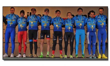 Villallana corona a los Campeones de Asturias de CX 2016