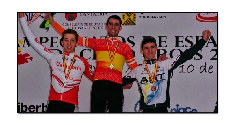 Finaliza la primera jornada individual con el bronce de Junquera en sub23