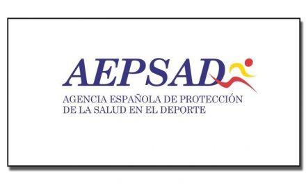 Agencia Española de Protección de la Salud en el Deporte (AEPSAD)