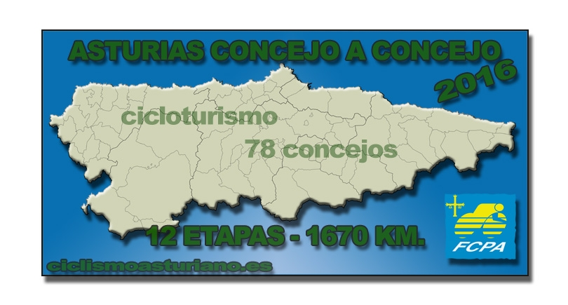 Asturias Concejo a Concejo 2016